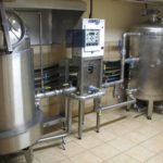 Mini pivovarna mp400